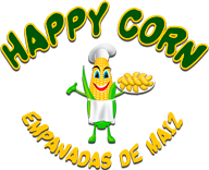 Happy Corn -  Empanadas de maiz